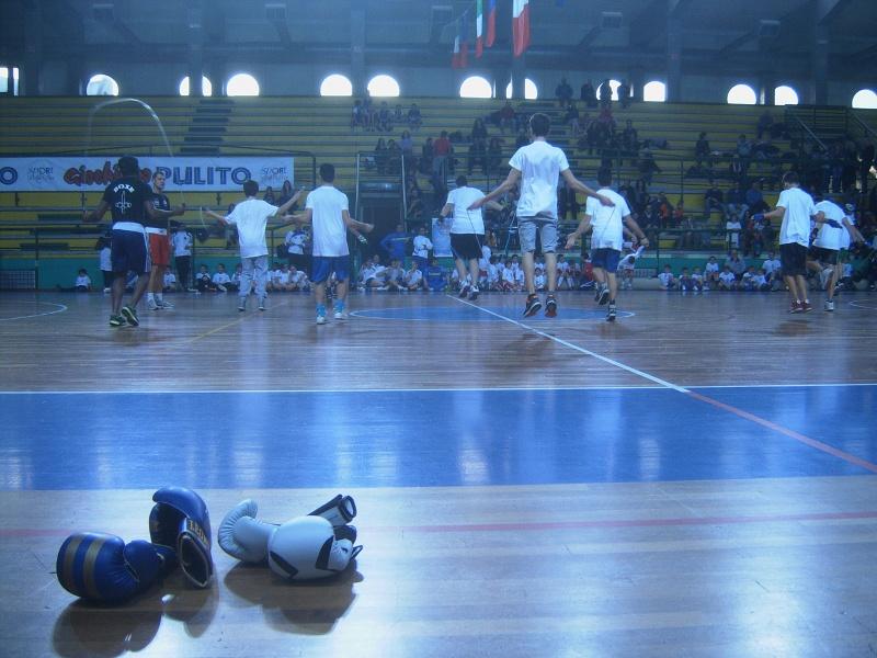 xx festa dello sport - Esibizione Ass. Sportiva pugilistica Desperados