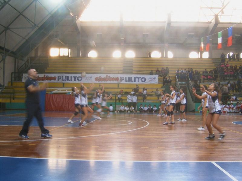 xx festa dello sport - Esibizione Riviera Volley, Volley Femminile,Polisportiva Gagliarda, Ares, Torrione Volley, CSI San Giuseppe