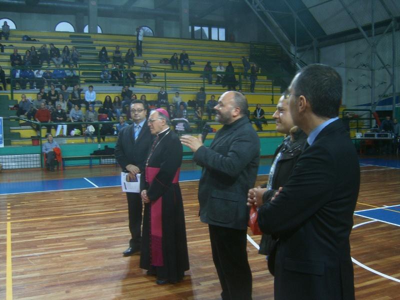 xx festa dello sport- L'intervento del sindaco Gaspari
