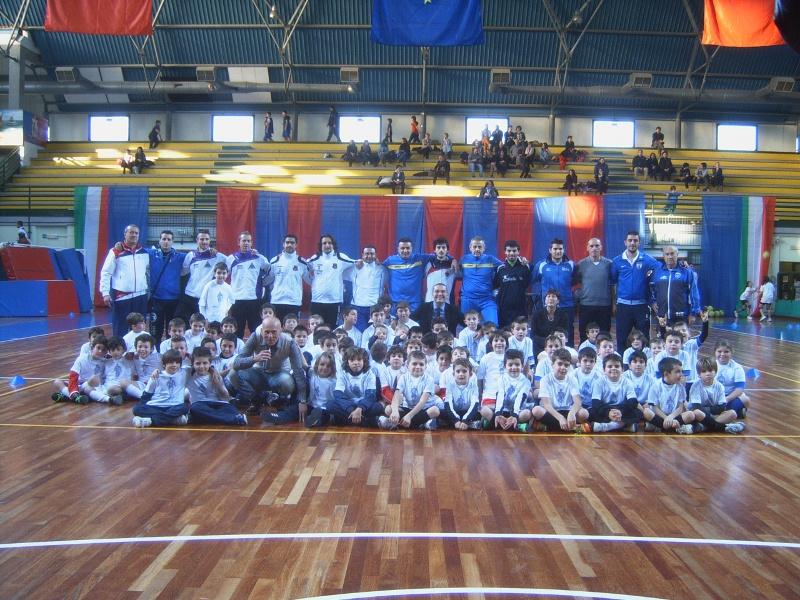 xx festa dello sport - foto di gruppo società Mariner,Samb, Polisportiva Gagliarda, Porto D'Ascoli,Torrione, CSI San Giuseppe.