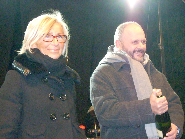 Capodanno in Piazza, Gaspari e Sorge
