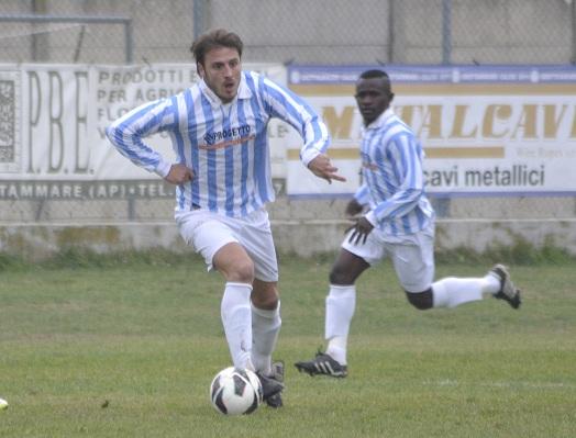 Giuseppe Adamoli in azione