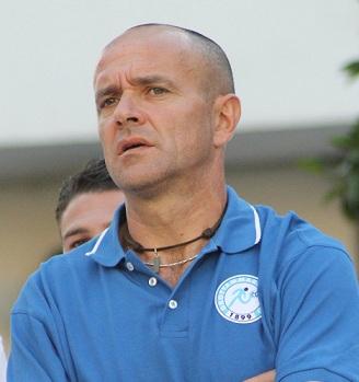 Giuseppe De Amicis tecnico del Grottammare calcio