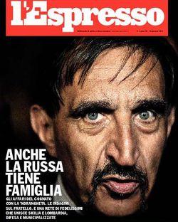 L'Espresso gennaio 2013, La Russa