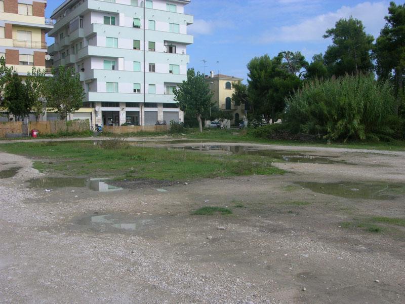 L'area dell'ex Tirassegno
