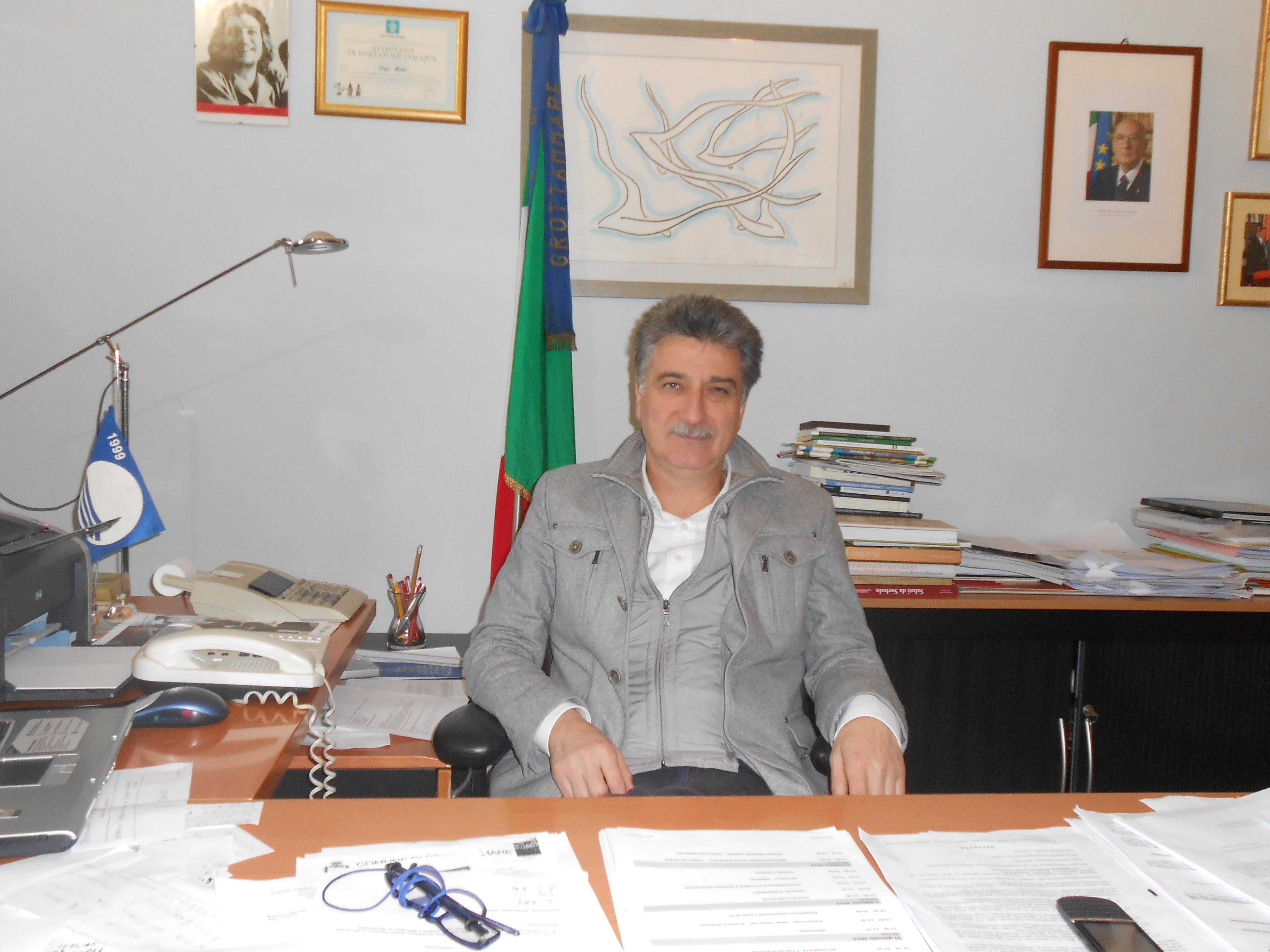 Luigi Merli, Presidente Consind