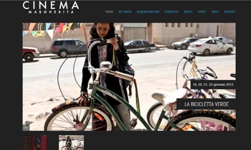 Nuovo sito Cinema Margherita