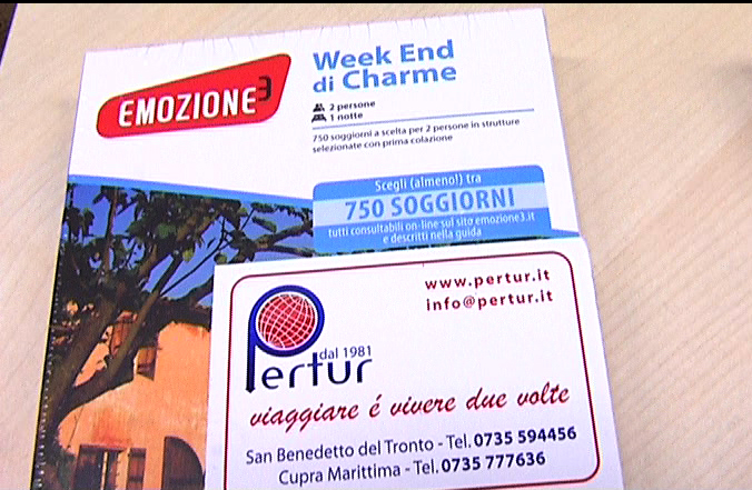 Pertur week end di charme