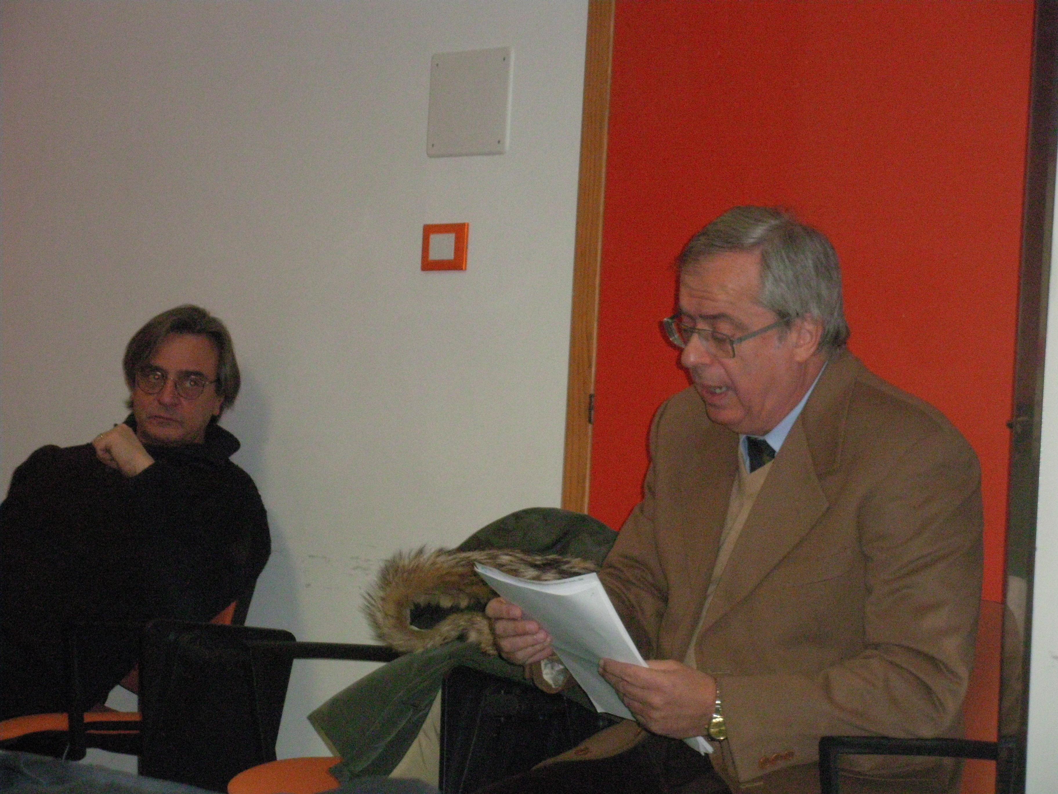 Il dottor Mario Narcisi
