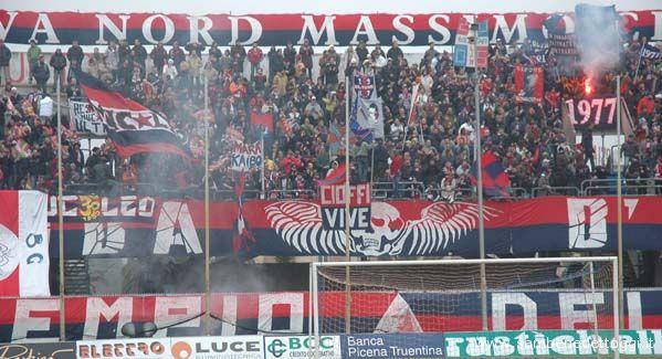 Samb-Monza, 15 maggio 2006 (troiani)