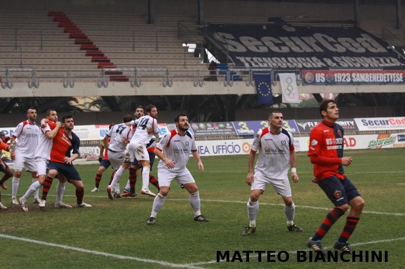 Samb-San Cesareo 3-3 (foto Bianchini)IMG_4085 (118)