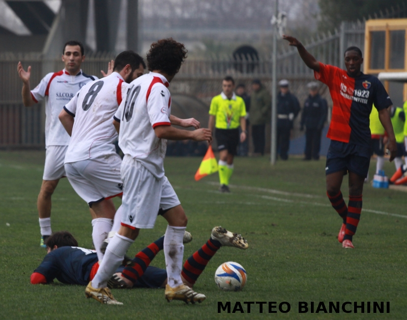 Samb-San Cesareo 3-3 (foto Bianchini)IMG_4085 (133)