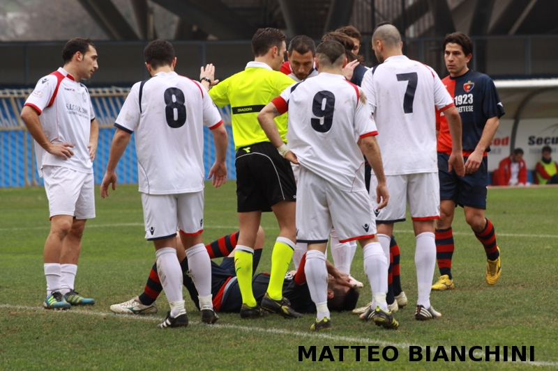 Samb-San Cesareo 3-3 (foto Bianchini)IMG_4085 (90)