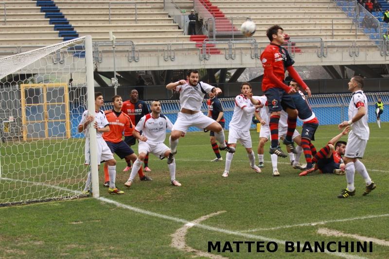 Samb-San Cesareo 3-3 (foto Bianchini)IMG_4085 (94)