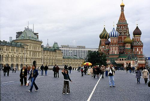 San Benedetto alla fiera di Mosca