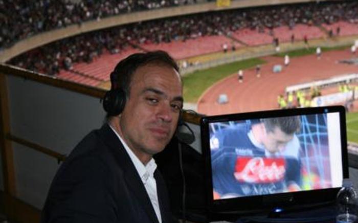 Maurizio Compagnoni (foto da napolimagazine.it)