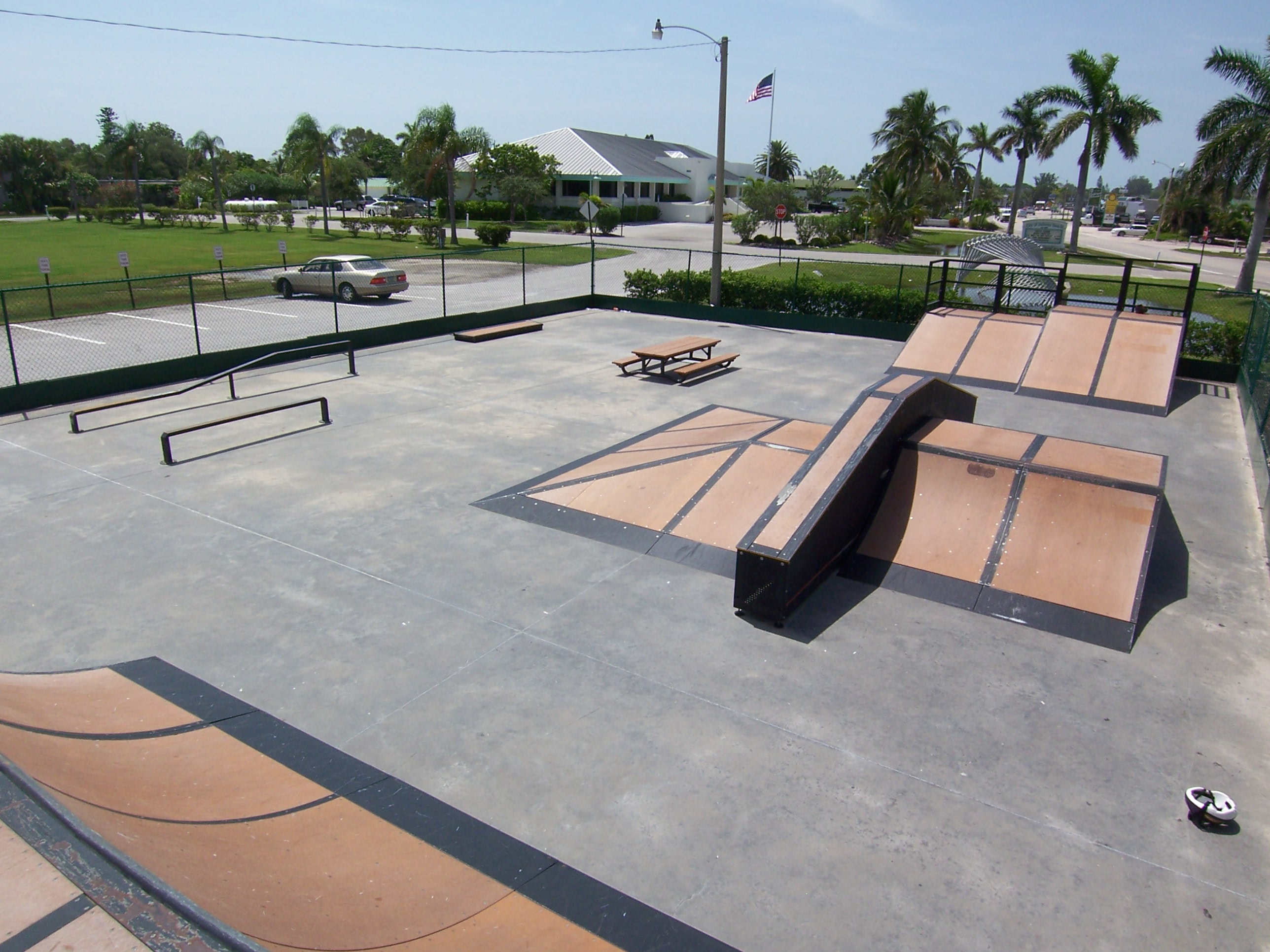 Un esempio di Skate Park