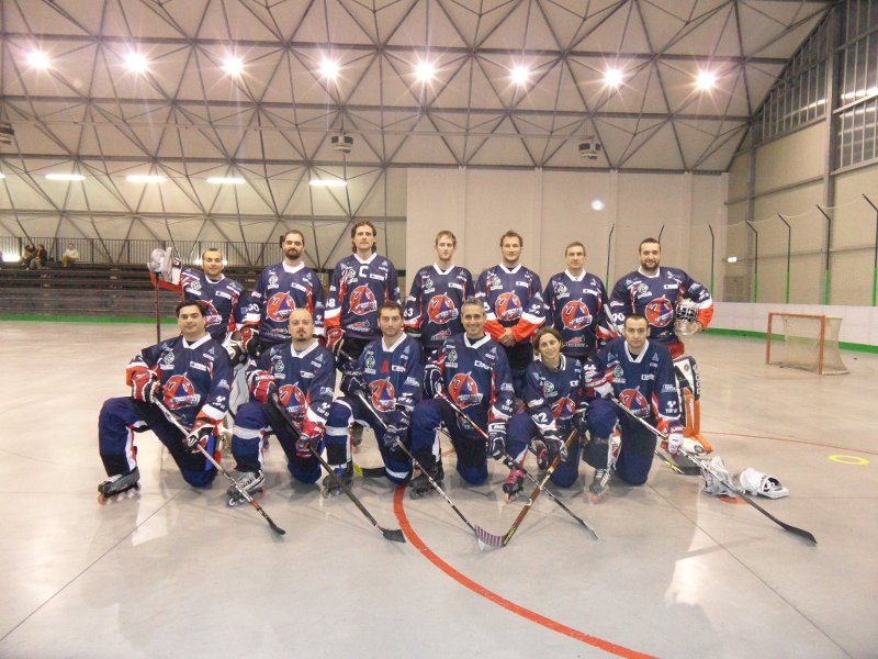 La Pattinatori Sambenedettesi - Hockey in line
