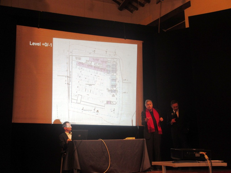 Anima presentazione progetto con  Bernard Tschumi(17)