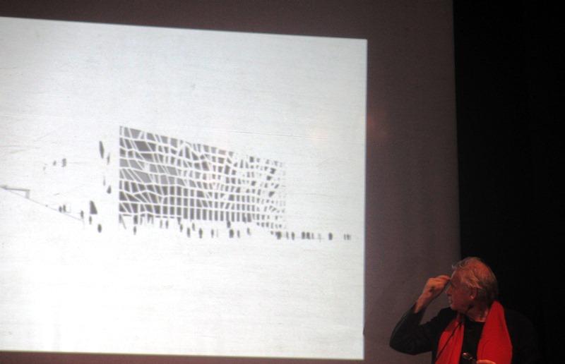 Anima presentazione progetto con  Bernard Tschumi(32)