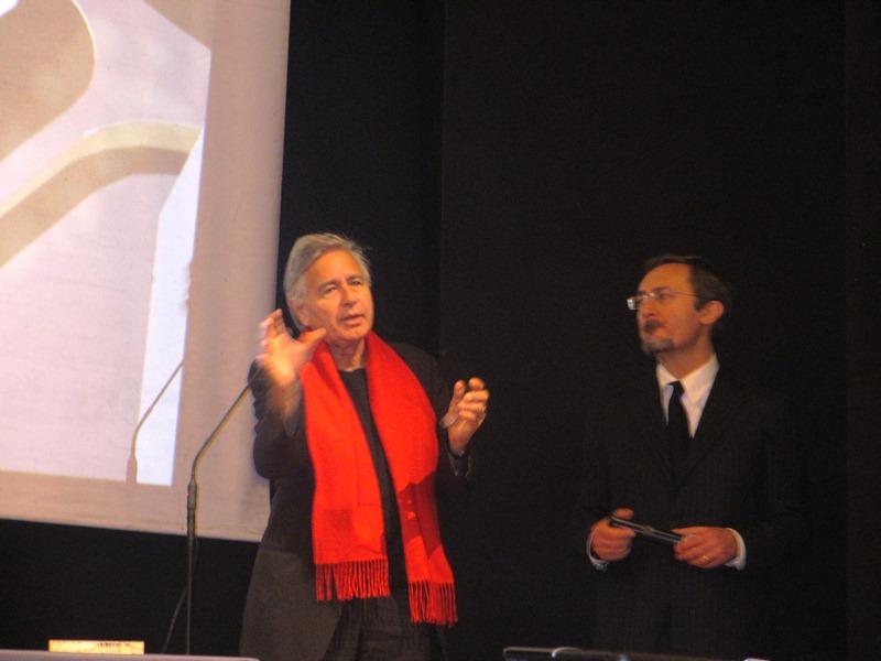 Anima presentazione progetto con  Bernard Tschumi(41)