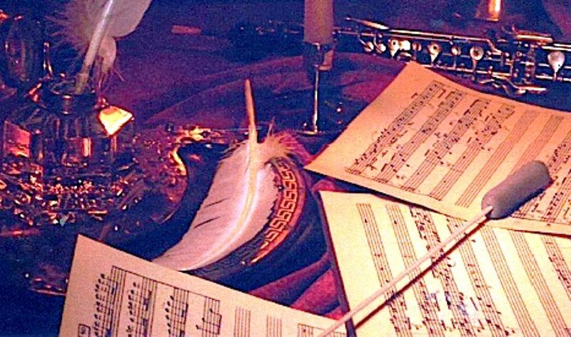 Concerto note e musica