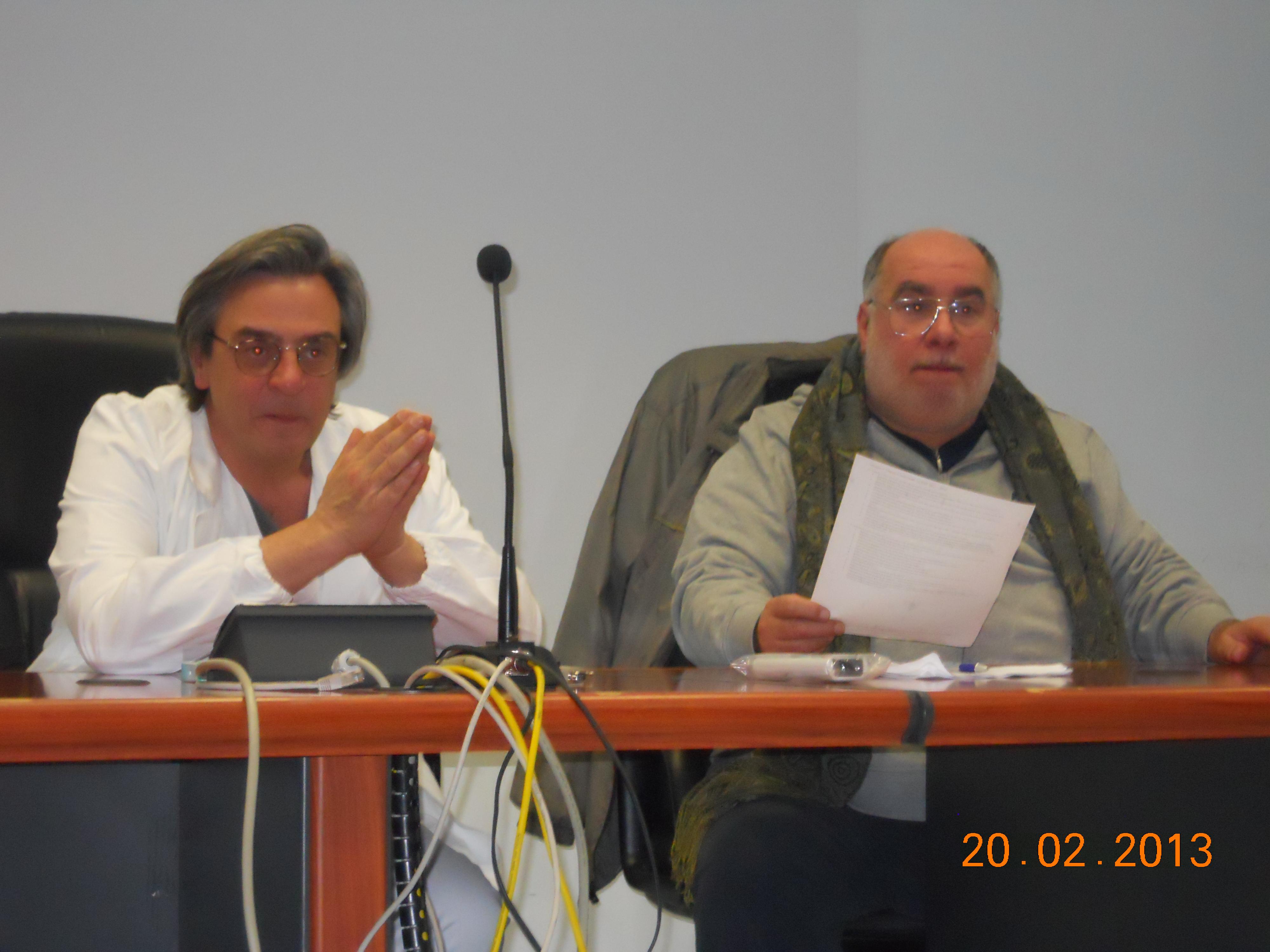 Dino Giusti, Luciano Moretti
