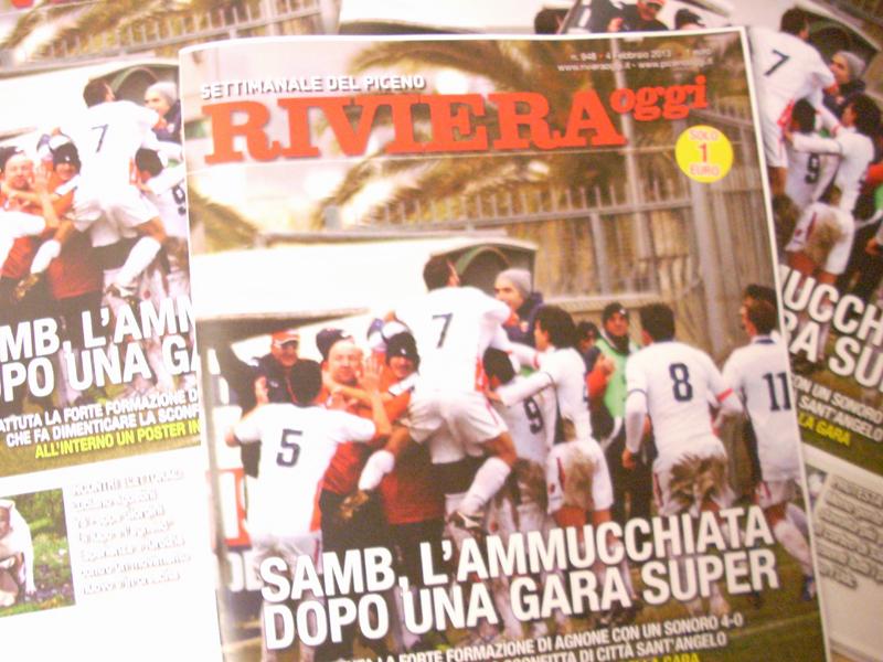 Riviera Oggi nella sua edizione cartacea invernale