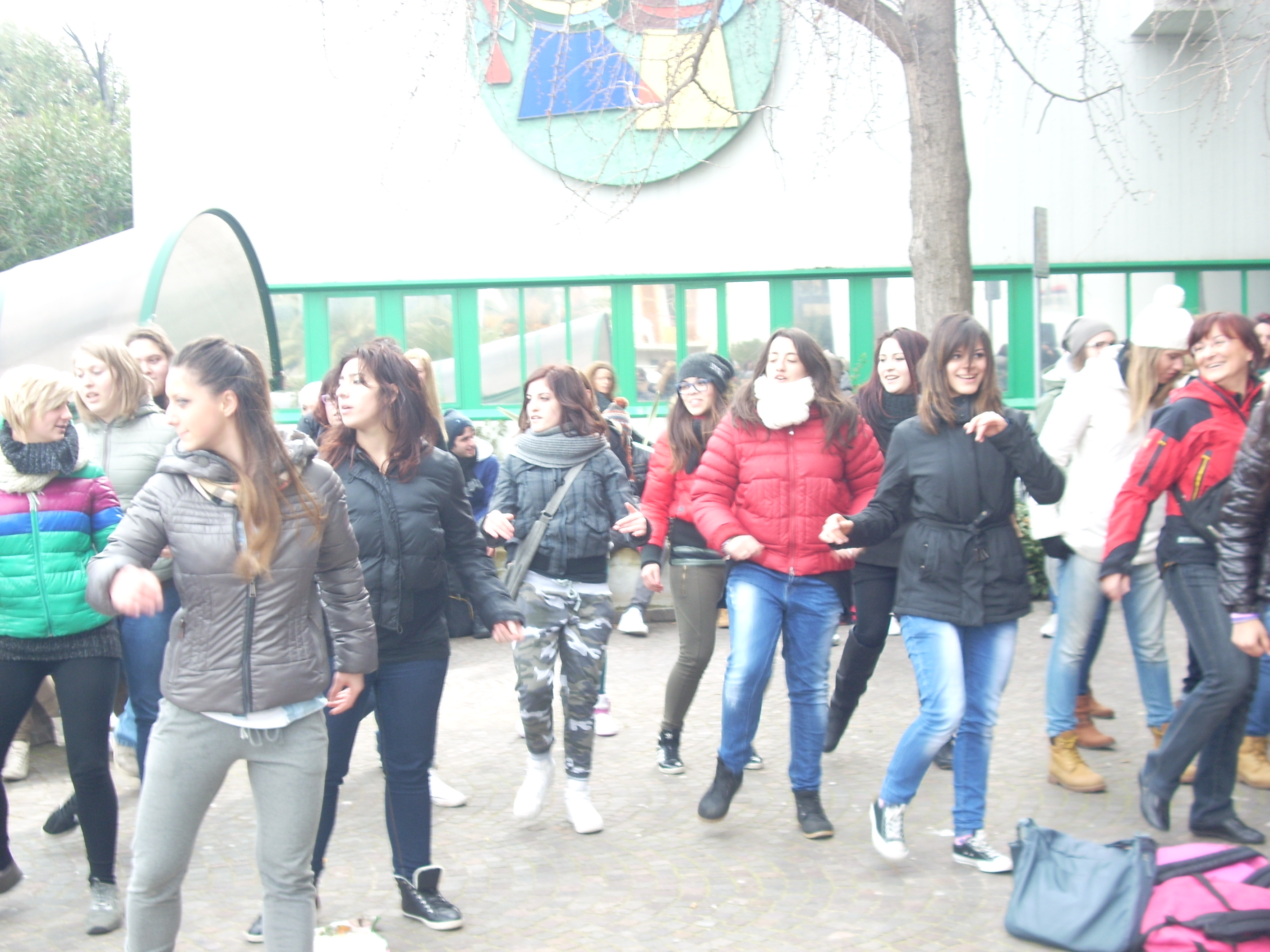 Flash mob a San Benedetto