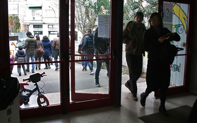 Elezioni 2013, sambenedettesi al voto (ph. tatiana garrettoni) 5