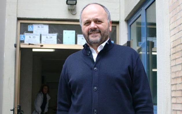Elezioni 2013, sambenedettesi al voto (ph. tatiana garrettoni) il sindaco Gaspari