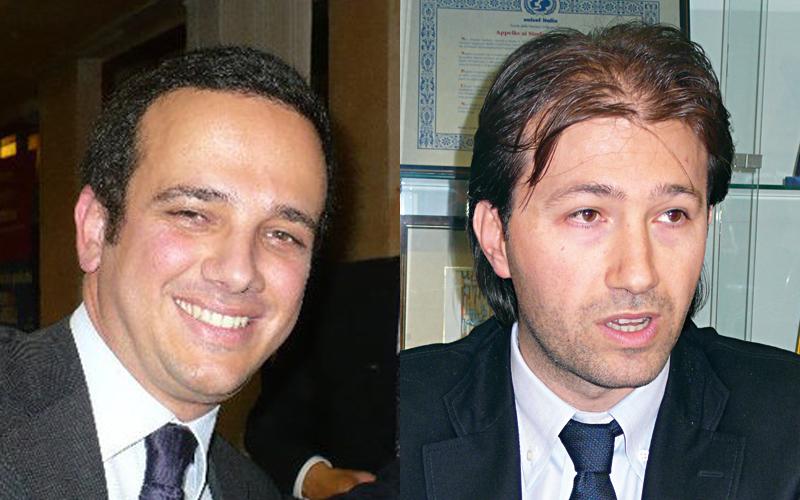 Giuseppe Formentini e Andrea Assenti
