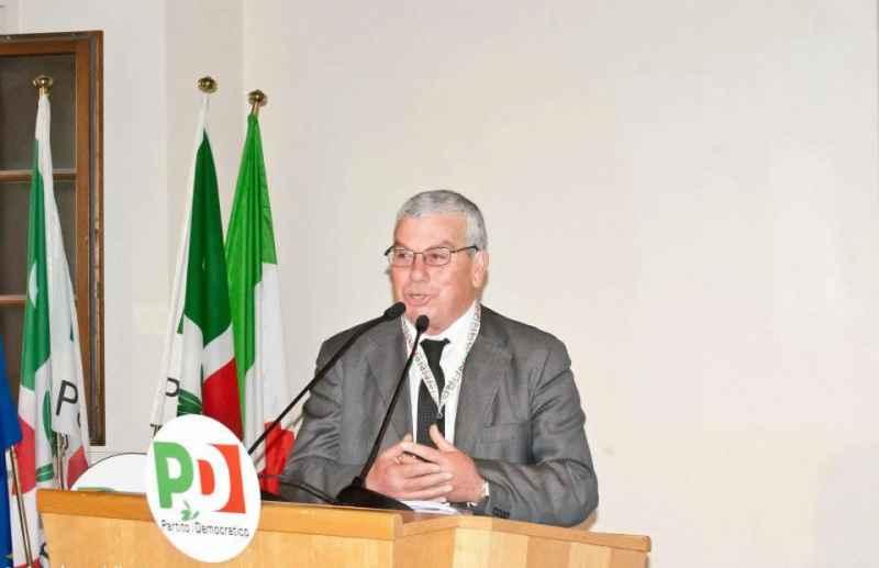 Giuseppe Ricci alla Conferenza nazionale del Turismo del Pd