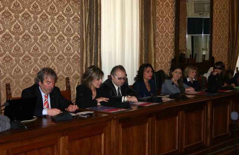 LA conferenza stampa di presentazione in Provincia di Teramo