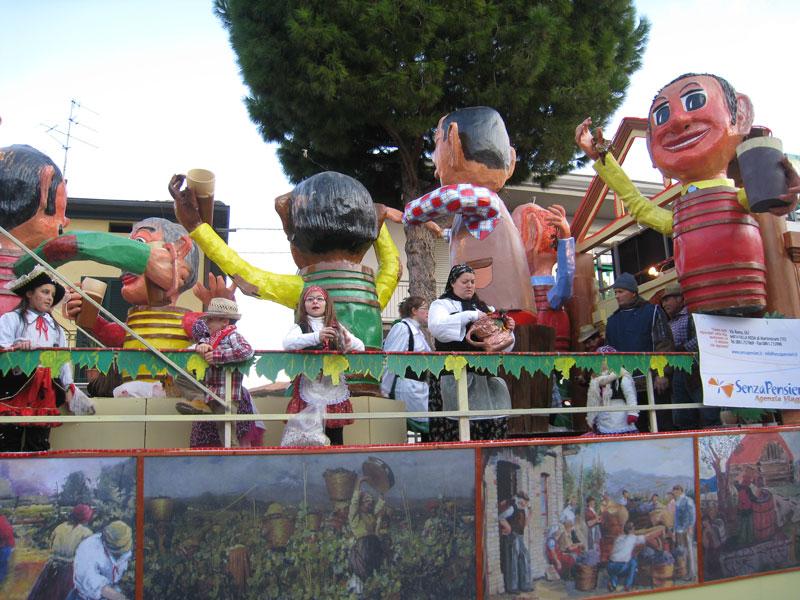 Martinsicuro, carnevale 2013