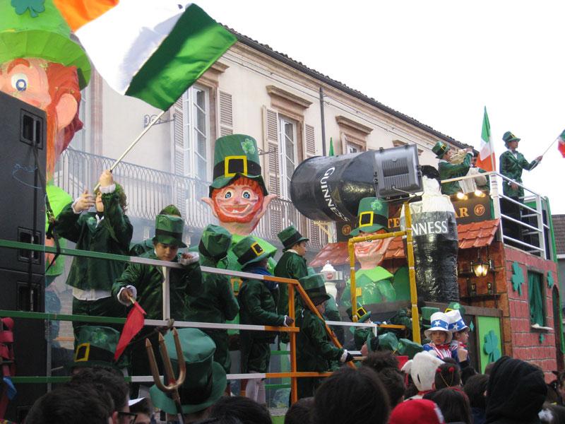 Carnevale Sant'Egidio alla Vibrata 2013