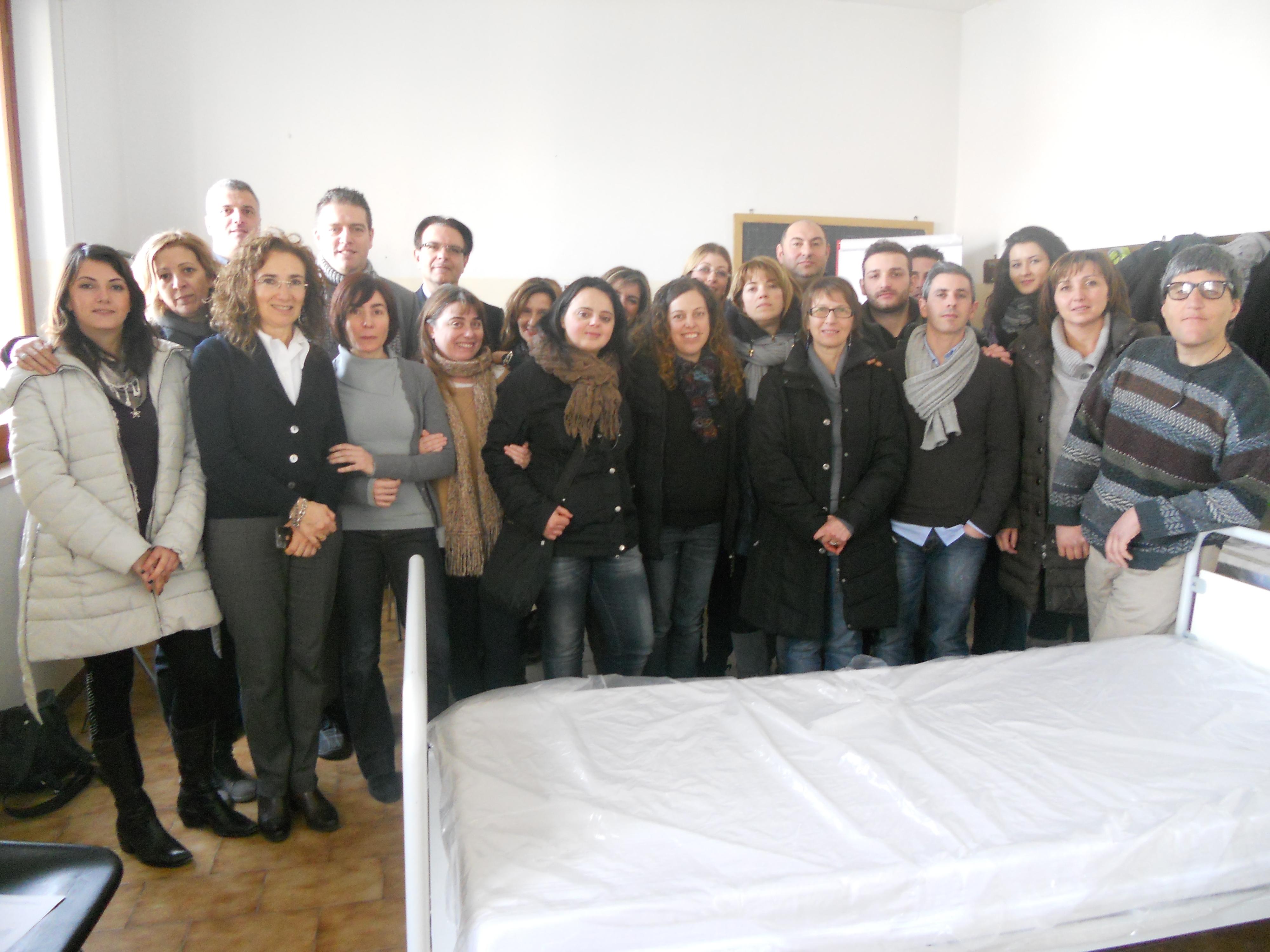 Nuovi operatori socio sanitari allo Ial Marche
