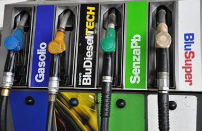 Distributore di carburante