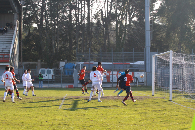 Jesina-Samb (1-2), il gol annullato a Shiba