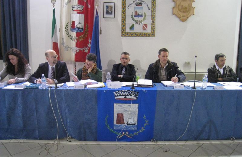 Consiglio comunale di Martinsicuro