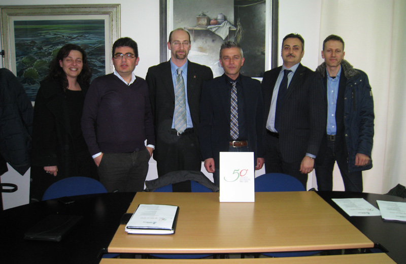 Debora Vallese, Marco Ceci, Boris Giorgetti, Paolo Camaioni, Massimo Corsi, Stefano Ciapanna