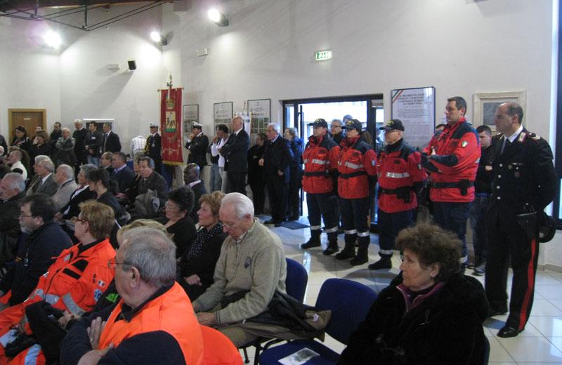 Martinsicuro, festa per i cinquant'anni del Comune in sala consiliare
