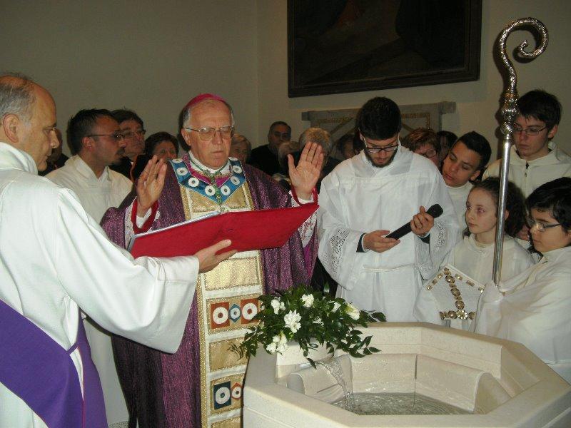 Inaugurazione Chiesa di San Basso  (1)