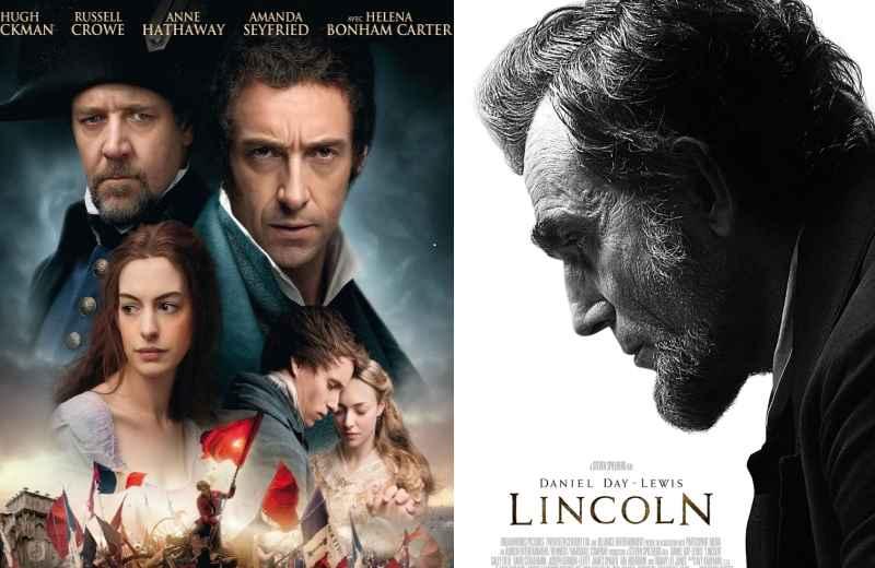 Les Misérables e Lincoln al Margherita