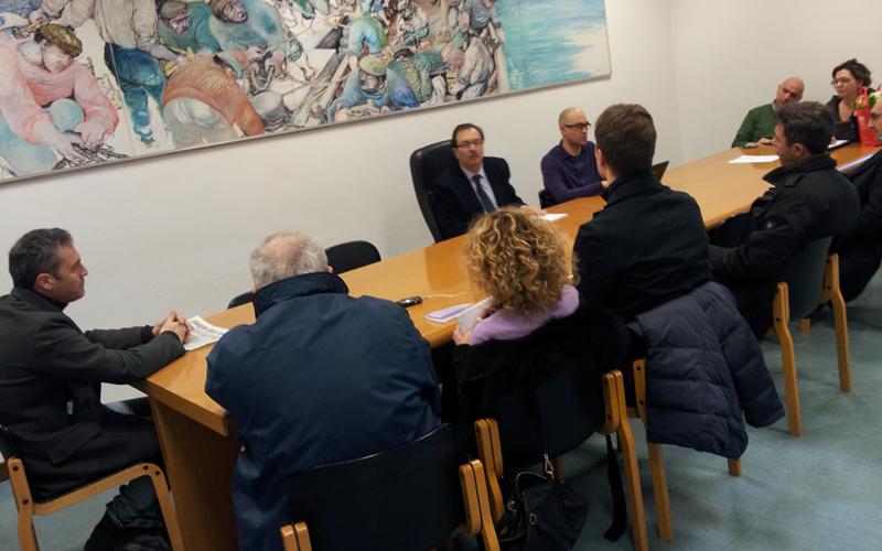 Lungomare partecipativo, incontro con assessore Leo Sestri