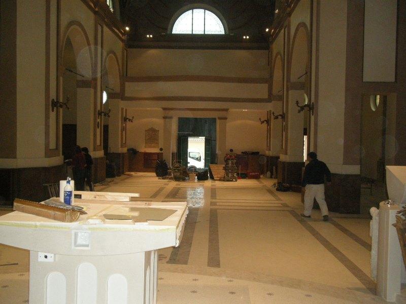 Nuova chiesa di San Basso 1