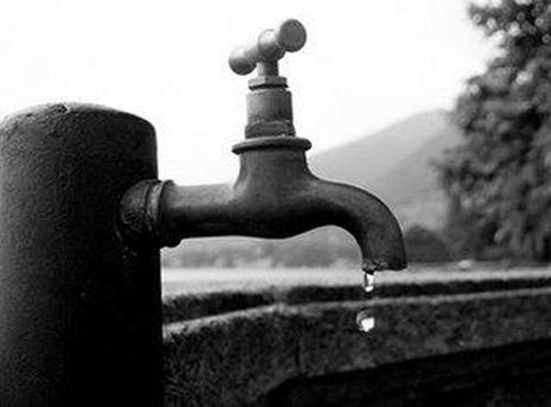 Erogazione dell'acqua