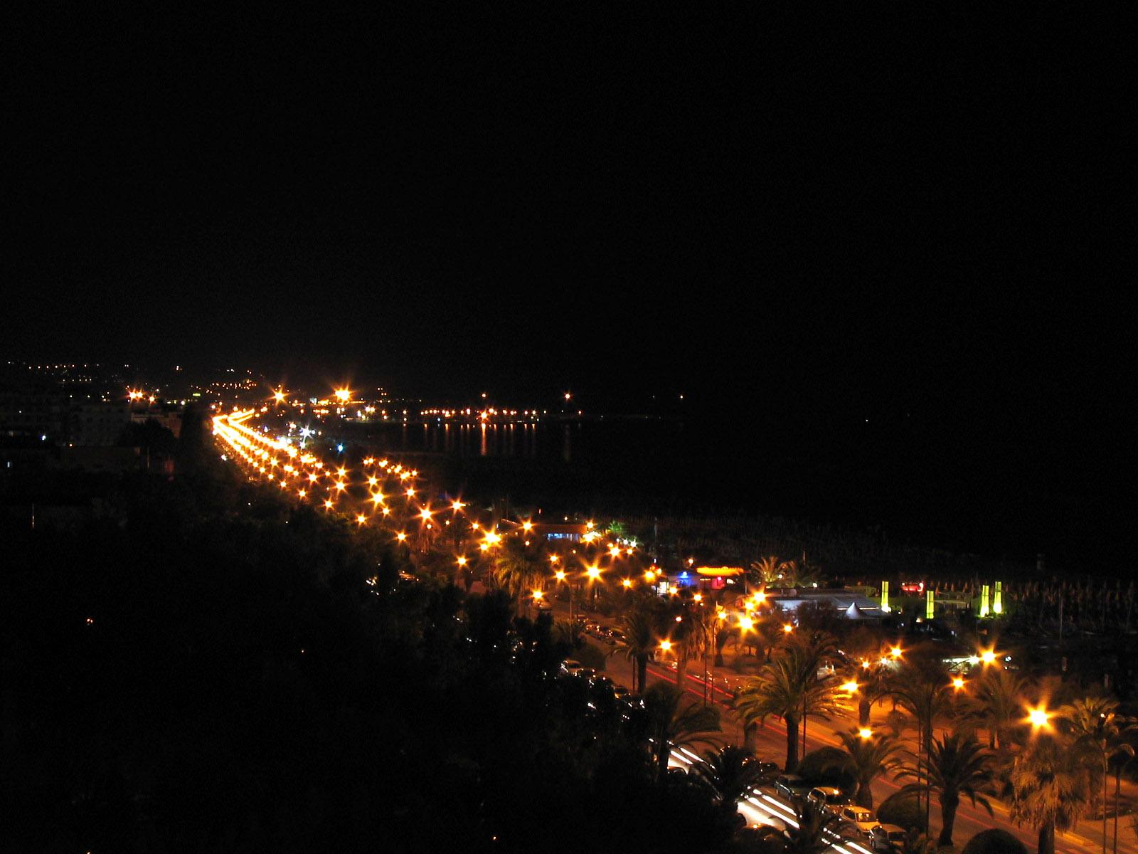 San Benedetto di notte