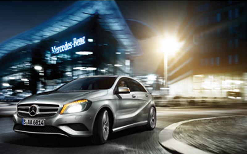 Sirio, concessionaria Mercedes Benz
