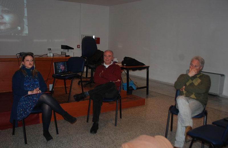 Deborah Basciani, Antonio Lera e Maurizio Ielo